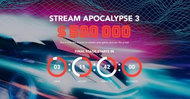 Финал гонки Стримапокалипсис